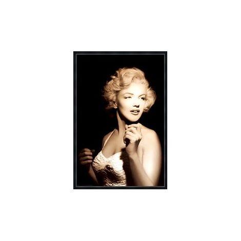Marilyn Monroe Spotlight Poster