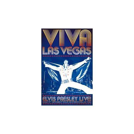 Elvis Las Vegas Poster