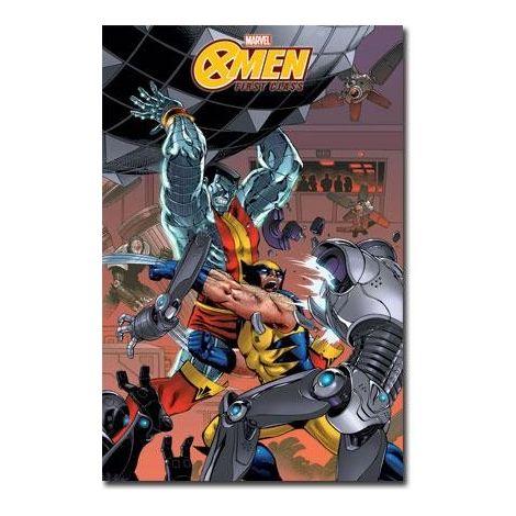Marvel Xman First class Poster