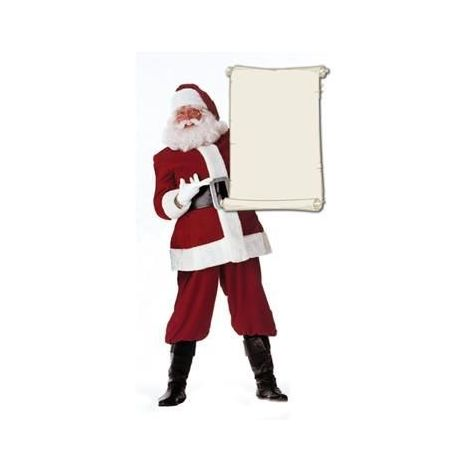 Santa Claus Cutout *433