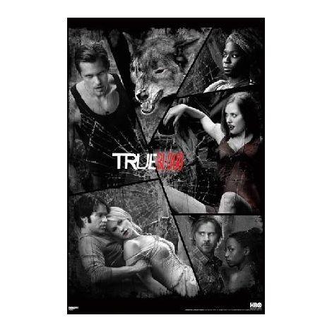 True Blood Shattered Poster