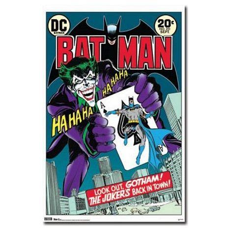 Dc Comics Joker Poster