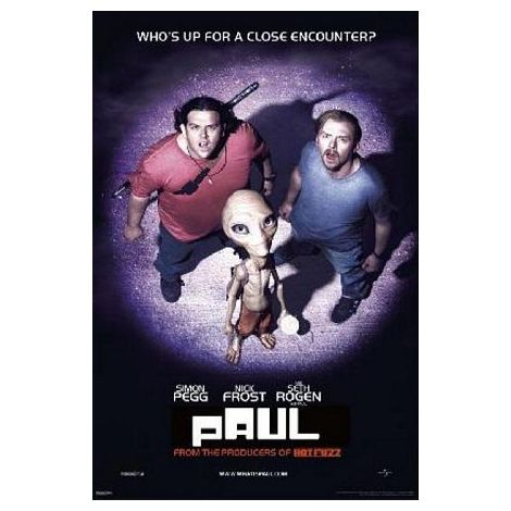 Paul The Movie  One Sheet Poster