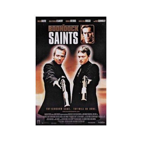 Boondock Saints Movie Poster.
