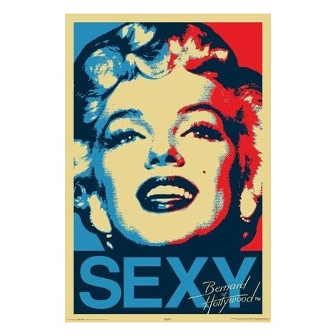 Marilyn Monroe SEXY Poster