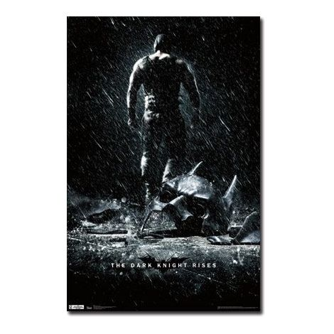 Dark Knight Rises Bane Poster