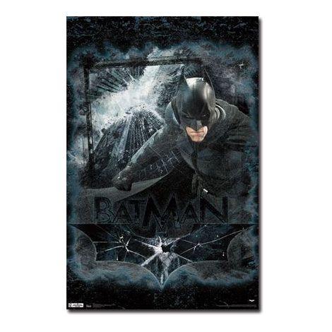 Batman Dark Knight Rises Poster