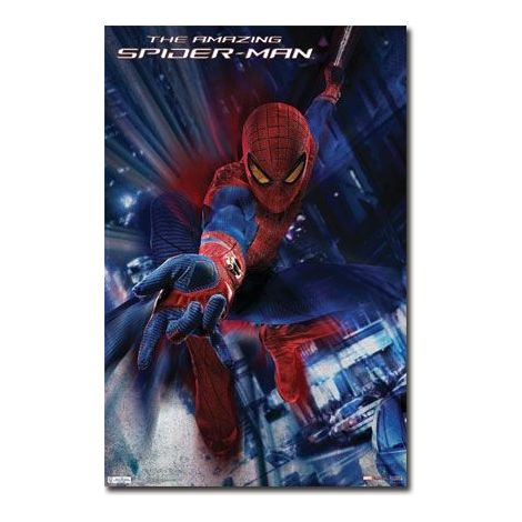 Amazing Spiderman Poster