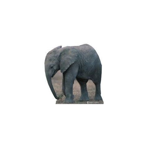 Baby Elephant cutout #224