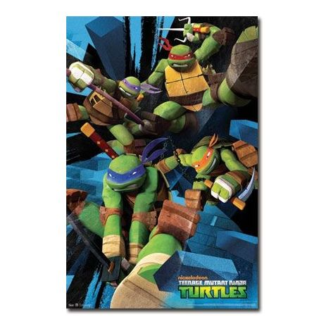 Teenage Mutant Ninga Poster