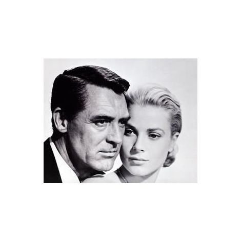 Cary Grant and Grace Kelly Picture