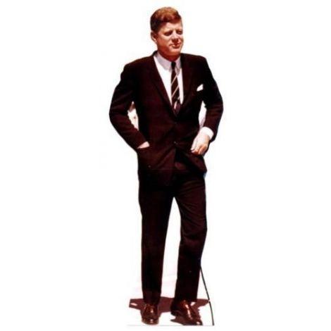 John F. Kennedy Cutout #119