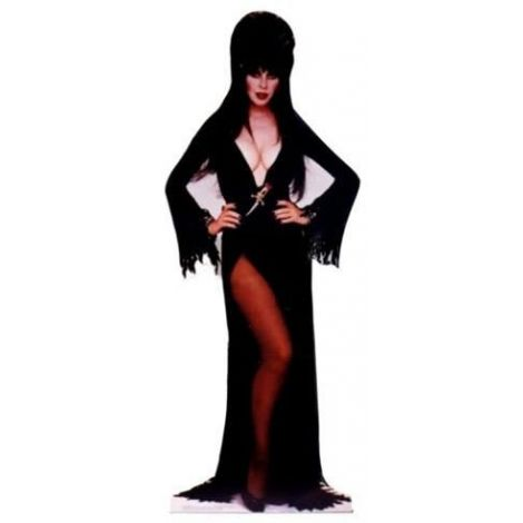 Elvira Lifesize Cutout #22