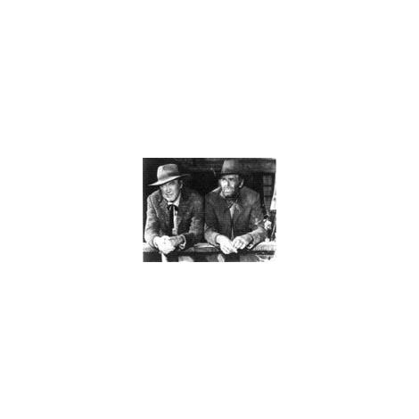 James Stewart and Henry Fonda