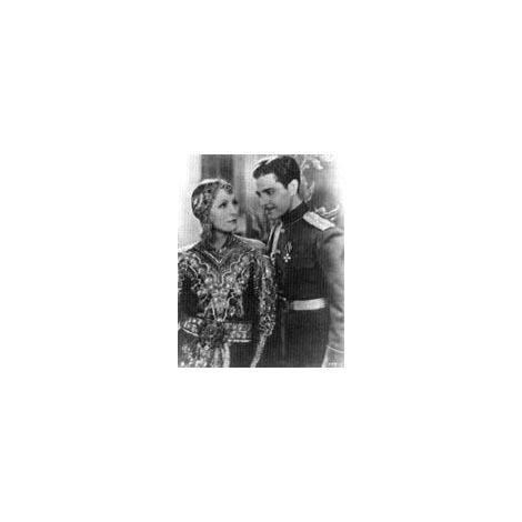Greta Garbo and Ramon Navarro
