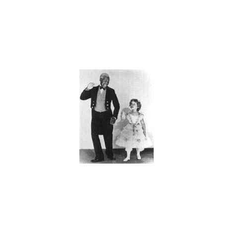 Shirley Temple and Bill Robinson