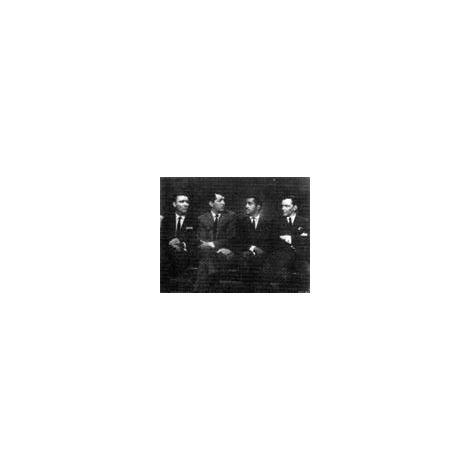 Lawford, Martin, Davis, & Sinatra Still
