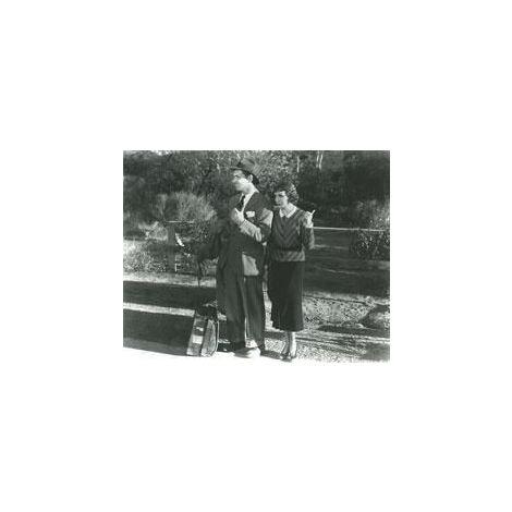 Clark Gable & Claudette Colbert