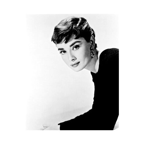 Audrey Hepburn photo