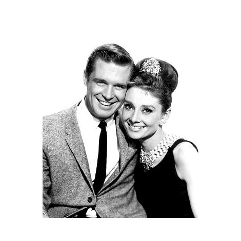 Breakfast at Tiffany's Movie Still