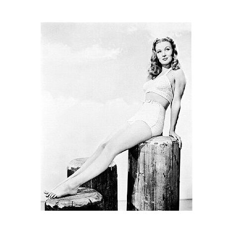 Veronica Lake Movie Still