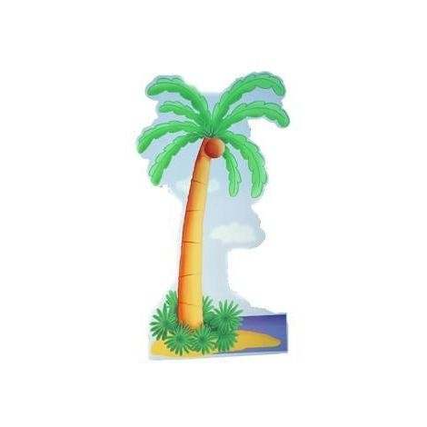 Palm Tree Cutout  - Luau Party 478