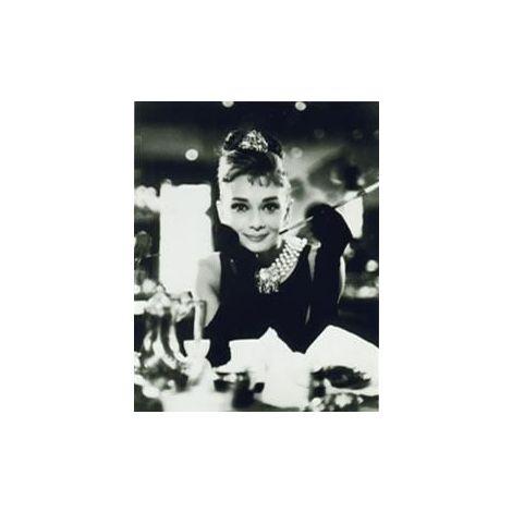 Audrey Hepburn print  1