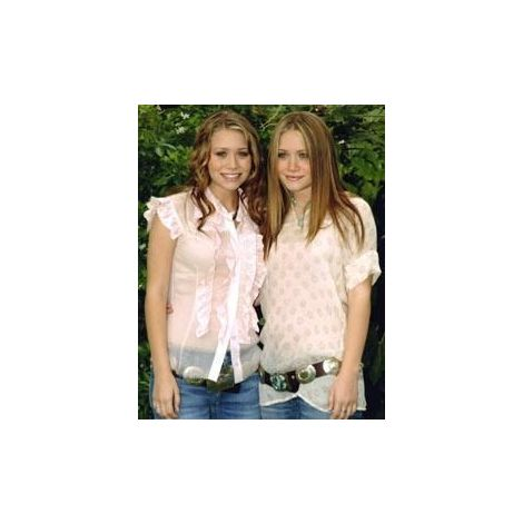 The Olsen Twins print