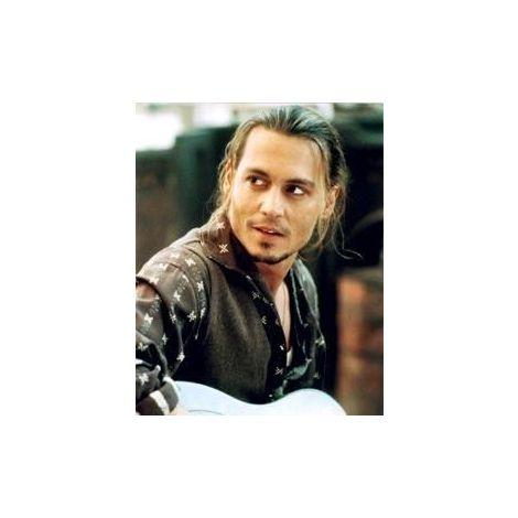 Johnny Depp print