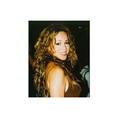 Mariah Carey Color print