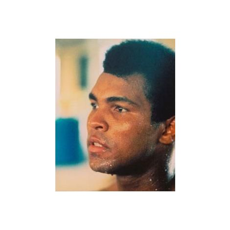 Muhammad Ali Color print