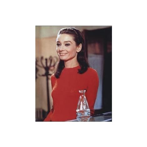 Audrey Hepburn Movie Still