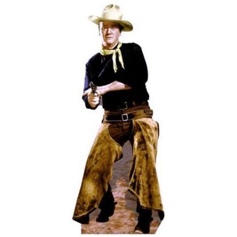 John Wayne 'Pistol' Cutout #501
