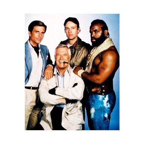 The A-Team movie still