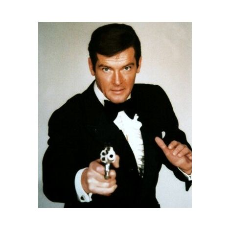 Roger Moore movie still
