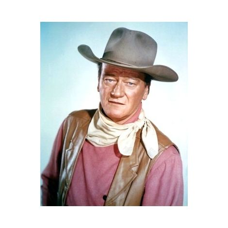 John Wayne movie still