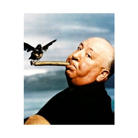 Alfred Hitchcock photo