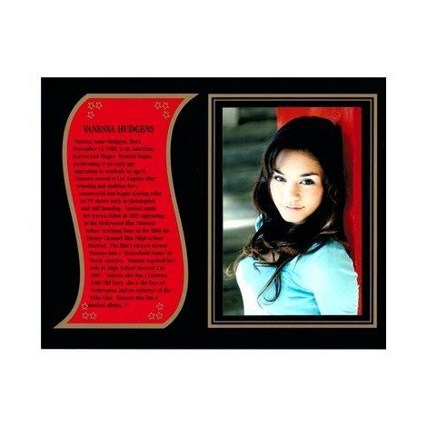 Vanessa Hudgens commemorative