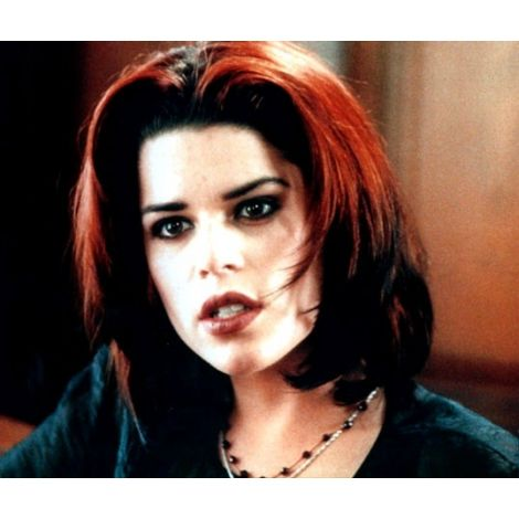 Neve Campbell color print