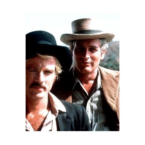 Butch Cassidy and the Sundance Kid Movie Stil