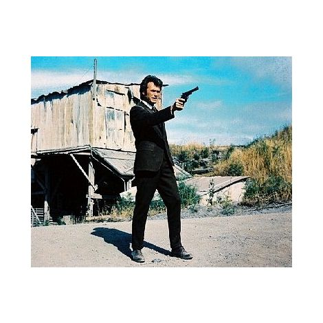 Dirty Harry Movie Still