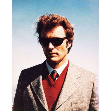 "Clint Eastwood in ""Dirty Harry"" Movie still"