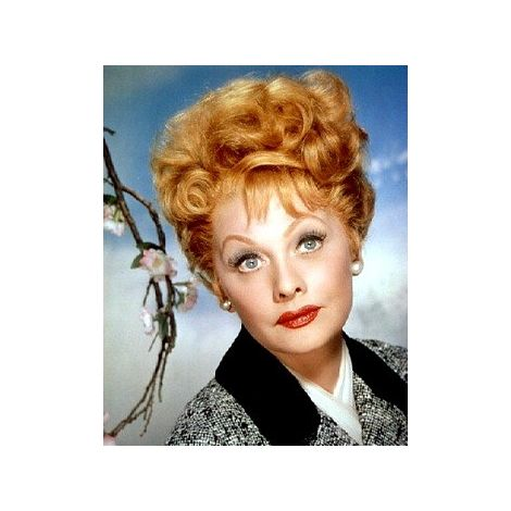 "Lucille Ball 8x10"" Color Movie still"