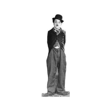 Charlie Chaplin Cutout #713