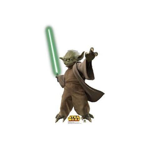Yoda Cutout #528