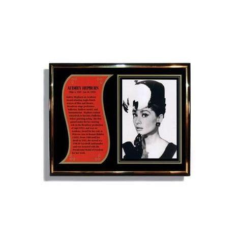 Audrey Hepburn, Breakfast at Tiffany's, Commemorative