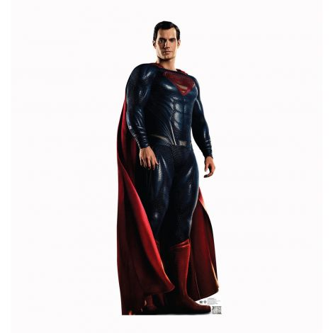 Superman Justice League Cardboard Cutout #2471