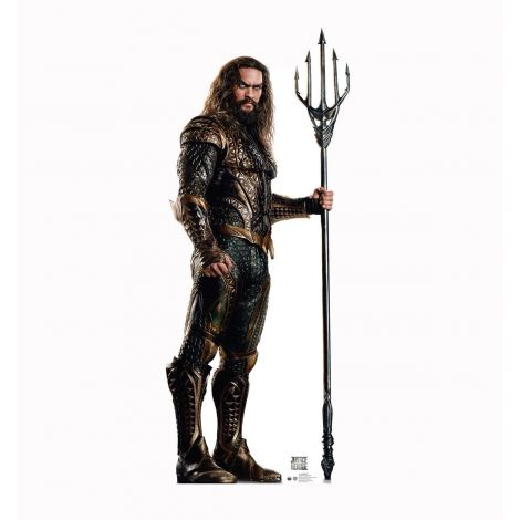 Aquaman Justice League Cardboard Cutout #2473