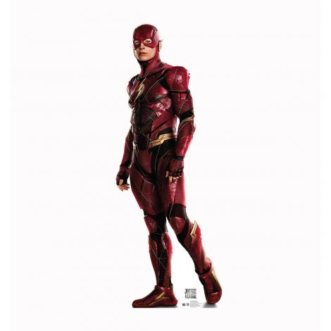 The Flash Justice League Cardboard Cutout *2474