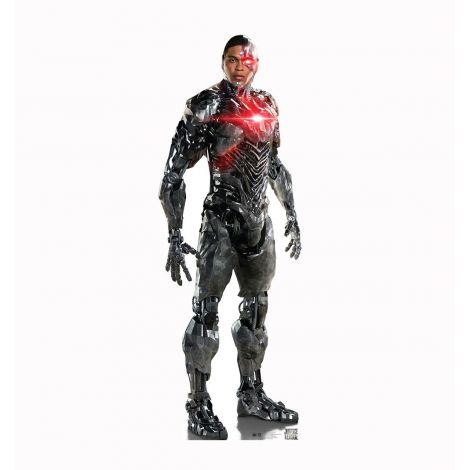 Cyborg Justice League Cardboard Cutout #2475